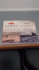 Special Price: 2 Lewis In History and Legend Books East and West Available Together
