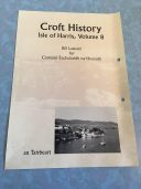 New – Tarbert Croft History – Isle of Harris Volume 8