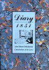 Diary 1851 by John Munro MacKenzie